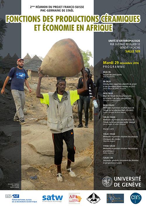 Affiche Goundafa 2016