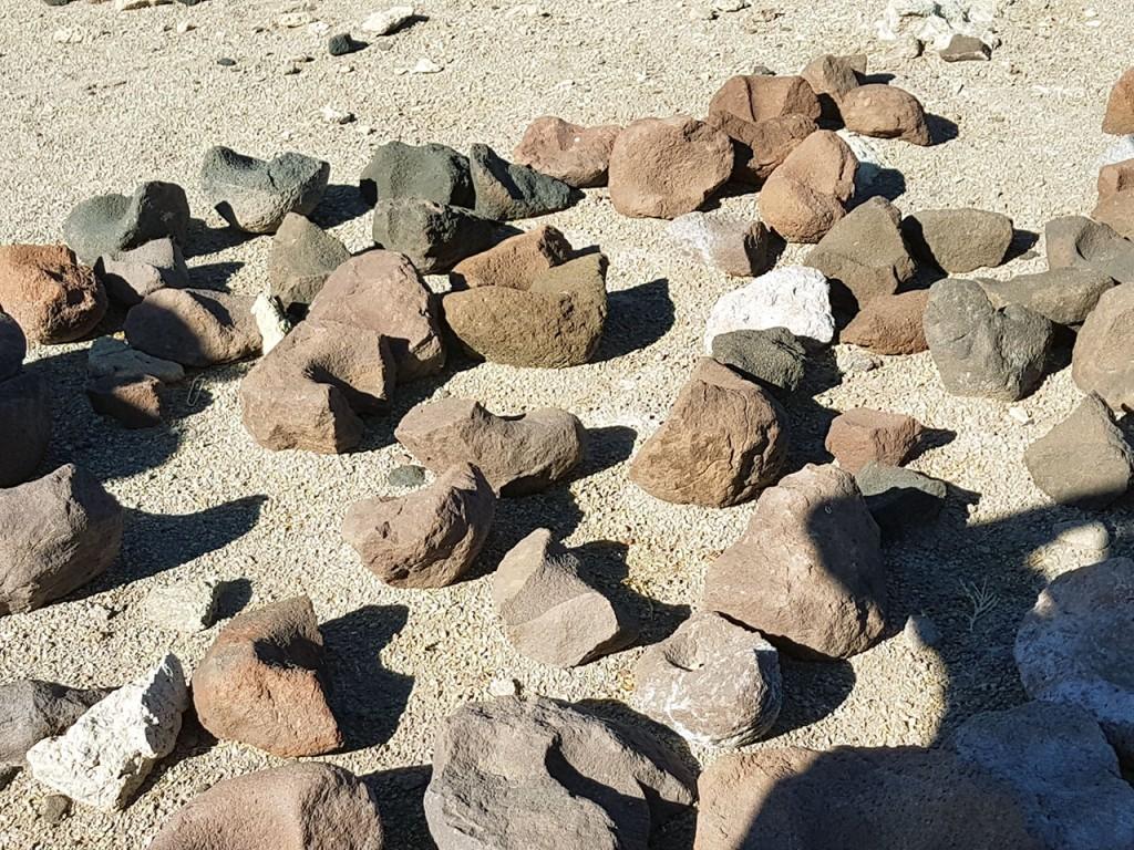 Amas de pierres © Isabelle Sidéra
