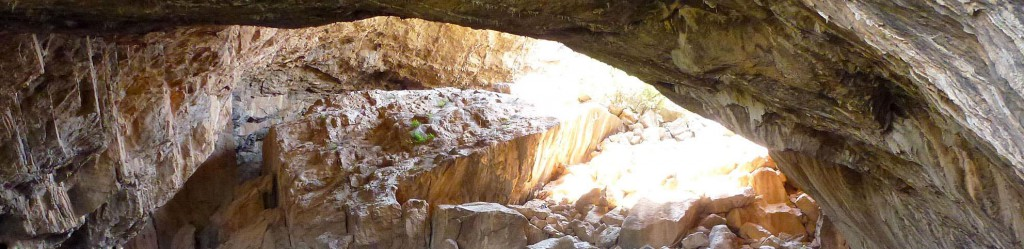 Grotte Franchti en Grèce © Perlès